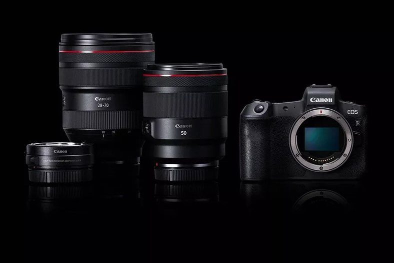 Canon'un En Yeni Aynasız Full Frame Modeli: EOS R ile Tanışın