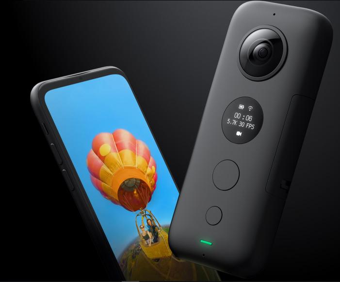 Insta360 ONE X Aksiyon Kamerası
