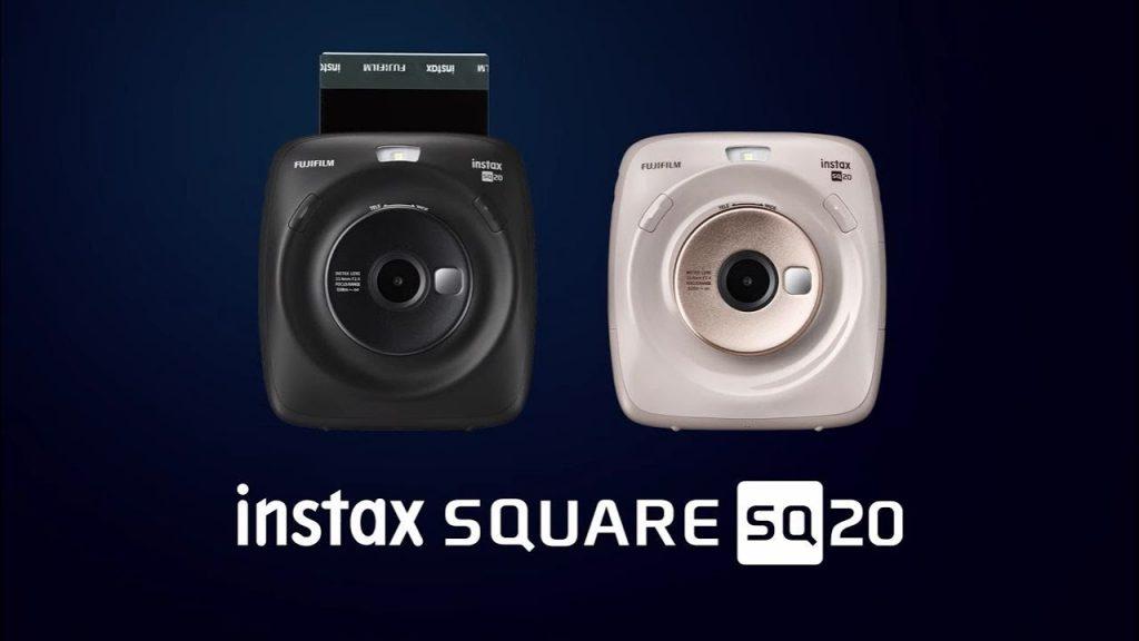 Fujifilm Instax Square SQ20